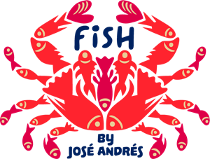 Fish by José Andrés Logo Vector