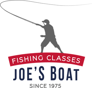 Fishing school Logo Vector