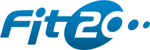Fit 20 Logo Vector