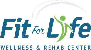 Fit for Life Wellness and Rehab Clinic Logo Vector