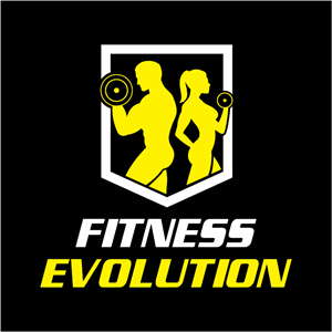 Fitness Evolution Logo Vector