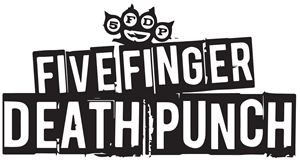 Five Finger Death Punch Logo Vector