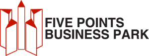 Five Points Business Park Logo Vector