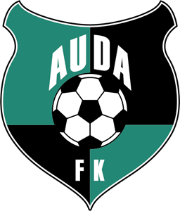 FK Auda Riga (early 00's) Logo Vector