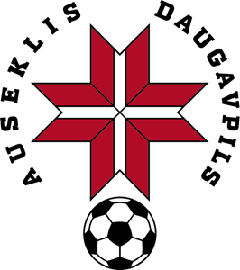 FK Auseklis Daugavpils (early 90's) Logo Vector