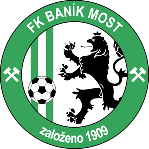 FK Banik Most Logo Vector
