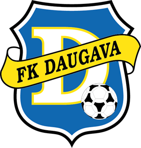 FK Daugava Riga (early 00's) Logo Vector