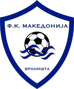 FK Makedonija Vranishta Logo Vector
