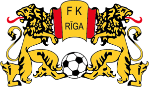 FK Riga (early 00's) Logo Vector