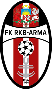 FK RKB-Arma Riga (early 00's) Logo Vector
