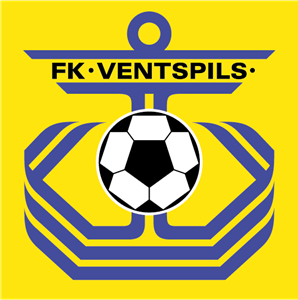 FK Ventspils (late 90's) Logo Vector