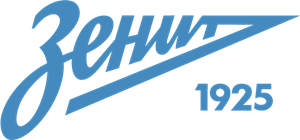 FK Zenit Saint Petersburg (Current) Logo Vector