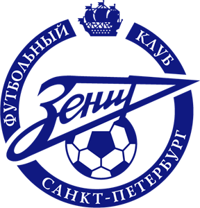 FK Zenit Saint Petersburg (Old) Logo Vector