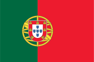 flag / bandeira Portugal Logo Vector