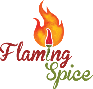 FLAMMING SPICE Logo Vector
