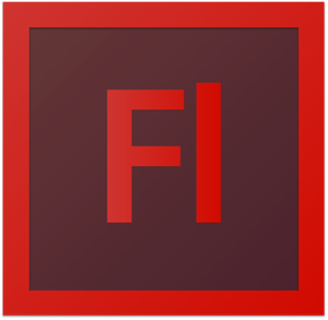 Flash CS6 Logo Vector