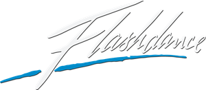 Flashdance 1983 Logo Vector