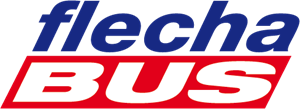 Flecha Bus Logo Vector