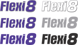 Flexi 8 (FlexiSIGN) Logo Vector