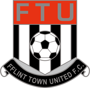 Flint Town United FC Logo Vector