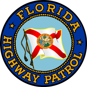 Florida Highway Patrol Logo Vector