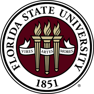 Florida State University Seal Logo Vector