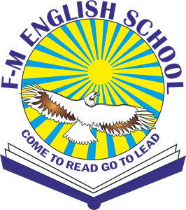 FM ENGLISH SCHOOL Logo Vector