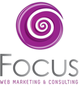 Focus purple Logo Vector