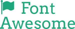 Font Awesome Logo Vector