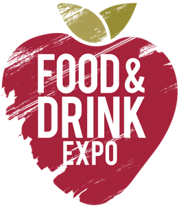 Food and Drink Expo Logo Vector
