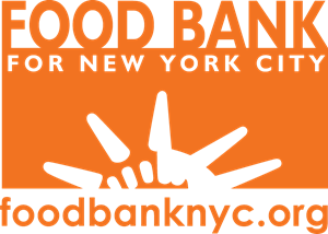 Food Bank For New York City Logo Vector
