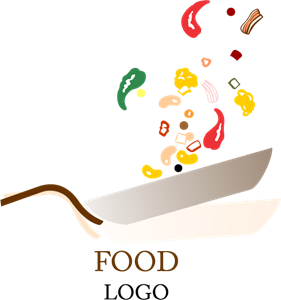Food Hotel Inspiration Logo Vector