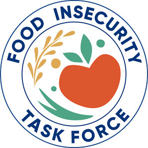 Food Insecurity Task Force Logo Vector