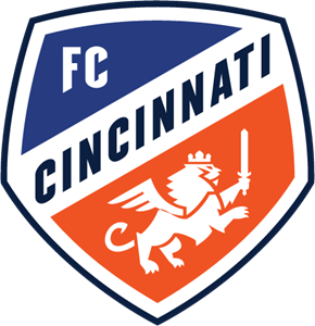 Footbal Club Cincinnati Logo Vector