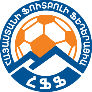 Football Federation of Armenia 1992 Logo Vector