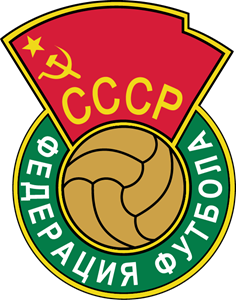 Football Federation of USSR Logo Vector