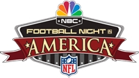 Football Night In America Logo Vector