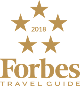 Forbes Travel Guide Logo Vector