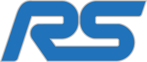 Ford Focus RS Logo Vector