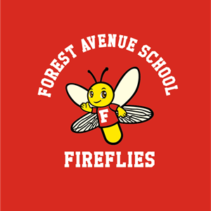 Forest Avenue School Spirit Wear ©2014 Classic Tee Logo Vector