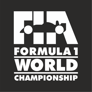 Formula 1 World Championship Logo Vector