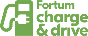 Fortum Charge & Drive Logo Vector