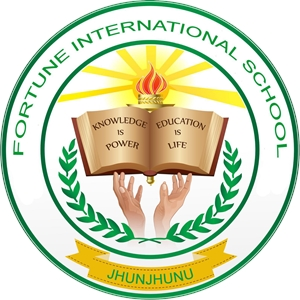 Fortune International School Jhunjhunu Logo Vector
