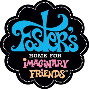 Foster's Home for Imaginary Logo Vector