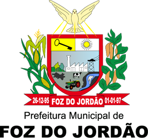 Foz do Jordão - PR Logo Vector