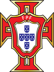 FPF Portugal Football Federation Logo Vector