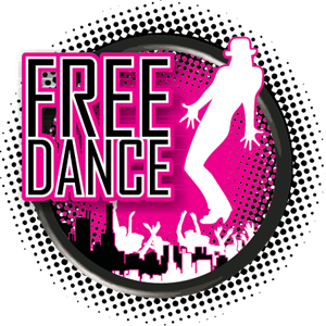 Free Dance Logo Vector
