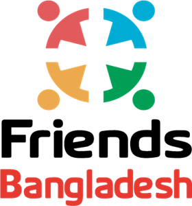 Friends Bangladesh Logo Vector