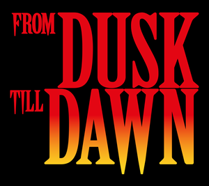 From Dusk Till Dawn Logo Vector