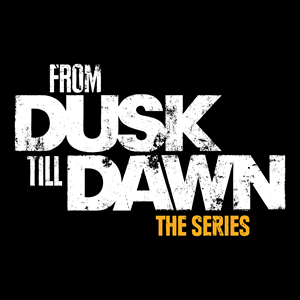 From Dusk Till Dawn - The Series Logo Vector